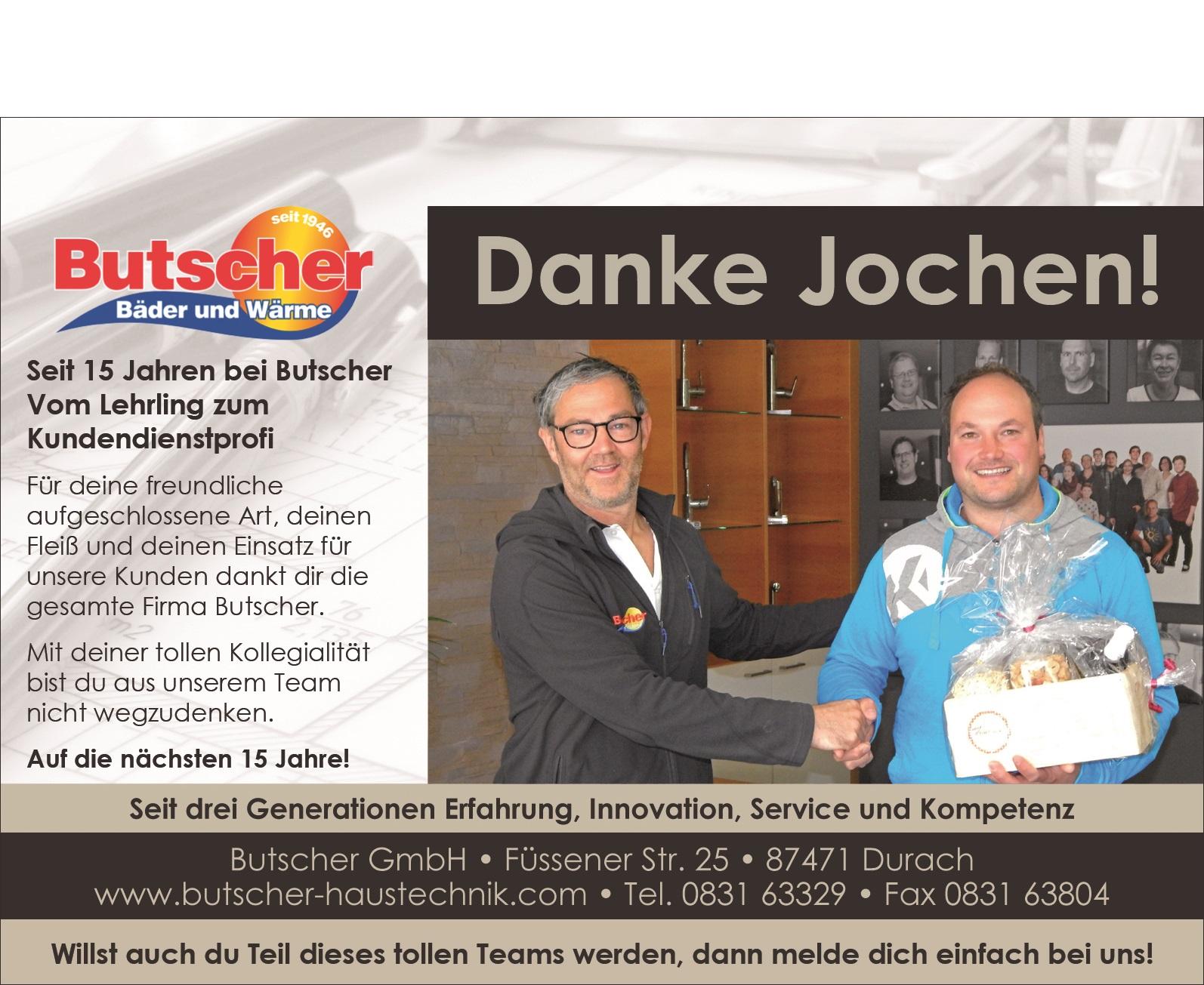 Danke Jochen!